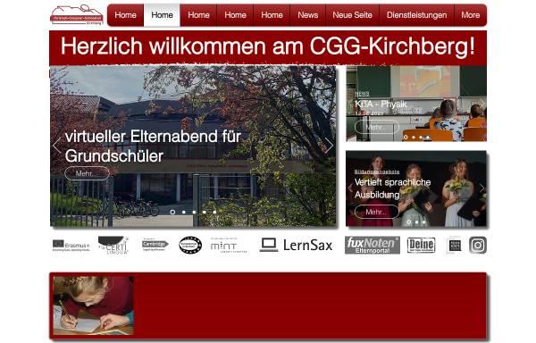 Vorschau von www.graupnergym.de, Christoph-Graupner-Gymnasium