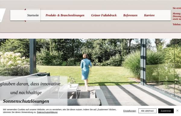 Sonnenschutz Systeme Bennewitz Bennewitz St Dte Und