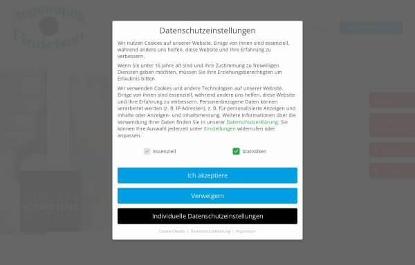 Vorschau von www.augenoptik-findeisen.de, Augenoptik Findeisen