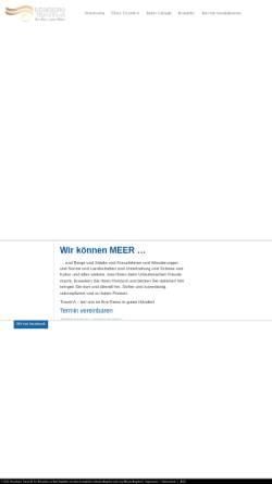 Vorschau der mobilen Webseite www.travel-a.de, Travel-A