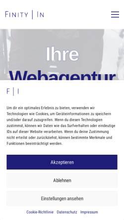 Vorschau der mobilen Webseite www.fahrschule-dibbern.de, Fahrschule Kai Dibbern