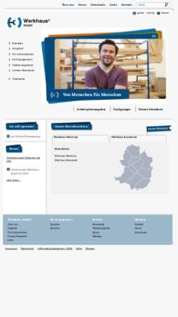 Werkhaus Bielefeld werkhaus ggmbh bielefelder werkstätten für behinderte menschen