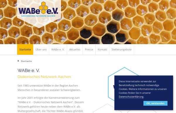 Vorschau von www.wabe-aachen.de, WABe e.V. Aachen