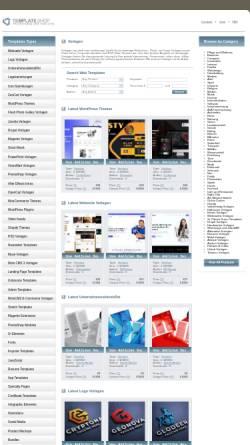 Vorschau der mobilen Webseite www.vorlagen.org, Vorlagen.org