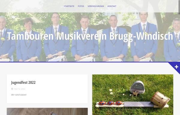 Vorschau von www.mvbw.ch, Musikverein Brugg-Windisch