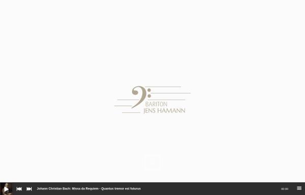 Vorschau von www.jens-hamann.de, Hamann, Jens