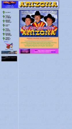 Vorschau der mobilen Webseite www.musik-stobbe-hanau.de, Arizona