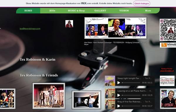 Vorschau von www.texrobinson.com, Robinson, Tex