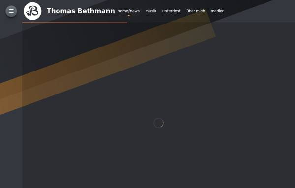 Vorschau von www.thomas-bethmann.de, Bethmann, Thomas