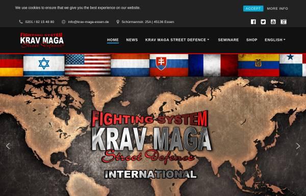 Vorschau von www.krav-maga-essen.de, Krav Maga Street Defence