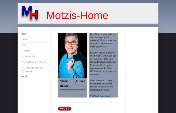 Vorschau von www.motzis-world.de, Motzis-World - Fleischfressende Pflanzen