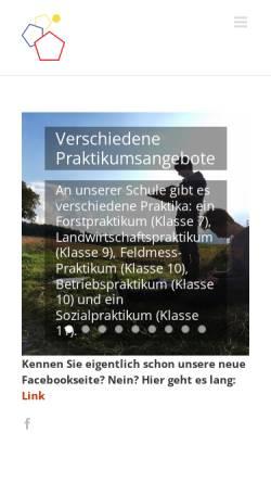 Vorschau der mobilen Webseite www.havelhoehe.net, Eugen Kolisko Schule