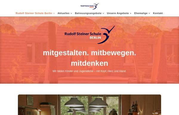 Vorschau von dahlem.waldorf.net, Rudolf Steiner Schule