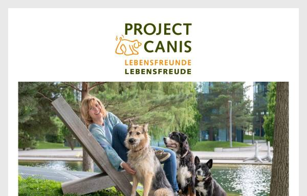 Vorschau von www.project-canis.at, Hundeschule Project Canis