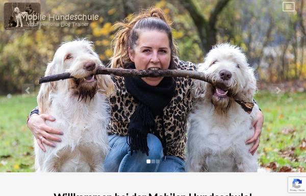 Vorschau von www.mobile-hundeschule.at, Mobile Hundeschule