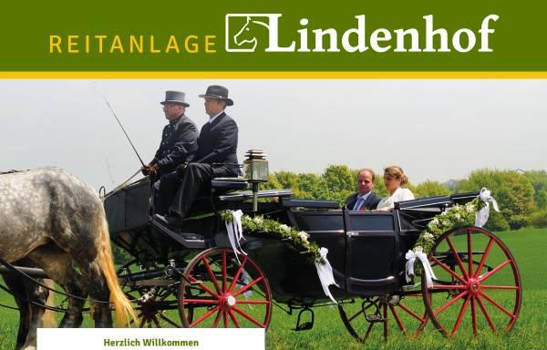 Vorschau von www.reitanlagelindenhof.de, Reitanlage Lindenhof