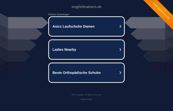 Vorschau von englishtrainers.de, Kotthaus GbR
