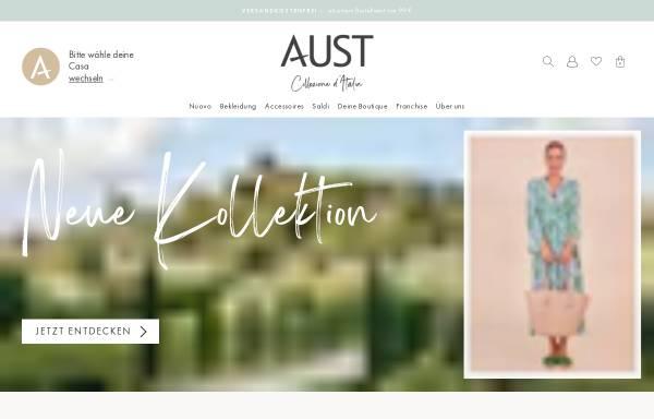 Vorschau von www.austfashion.com, Knoop-Troullier Moden KG