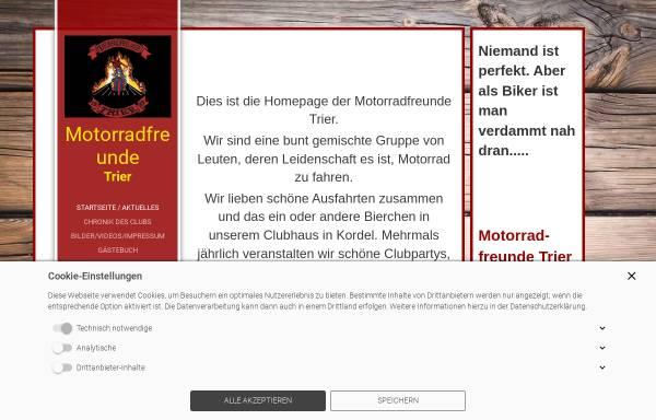Vorschau von www.motorradfreunde-trier.de, Motorradfreunde Trier