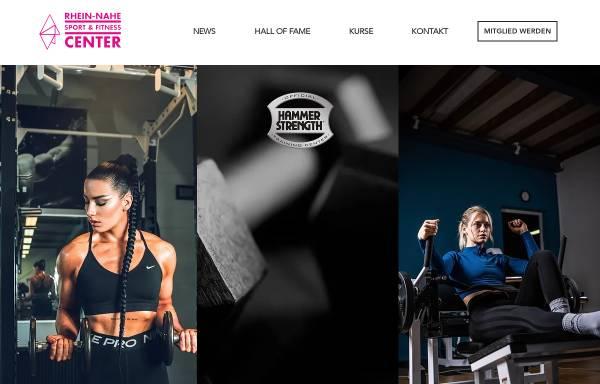 Vorschau von www.fitnesscenter-rheinnahe.de, Rhein-Nahe Fitnesscenter