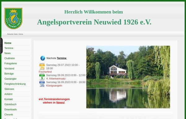 Vorschau von www.asv-neuwied.de, A.S.V. Neuwied 1926 e. V.