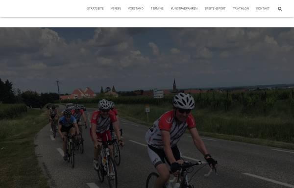 Vorschau von www.rvwoerrstadt.de, Radfahrerverein Wörrstadt