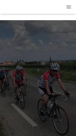 Vorschau der mobilen Webseite www.rvwoerrstadt.de, Radfahrerverein Wörrstadt