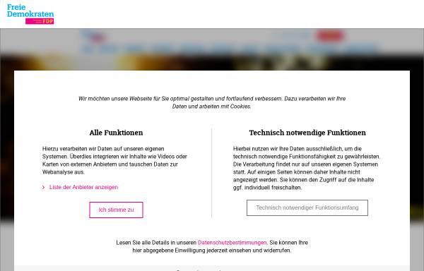 Vorschau von www.fdpmeissen.de, FDP Meißen