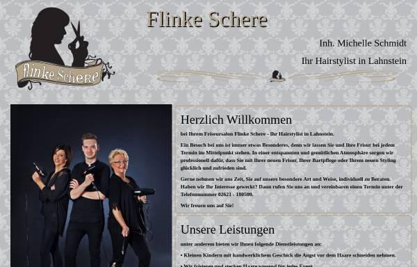 Vorschau von flinkeschere.com, Flinke Schere