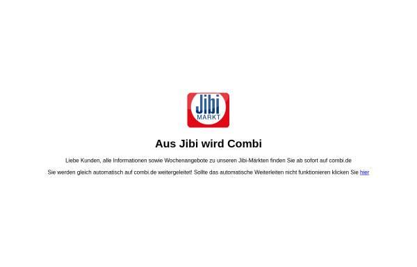 Vorschau von www.jibi.de, Jibi Handel GmbH & Co