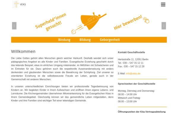 Vorschau von www.veks.de, VEKS GmbH