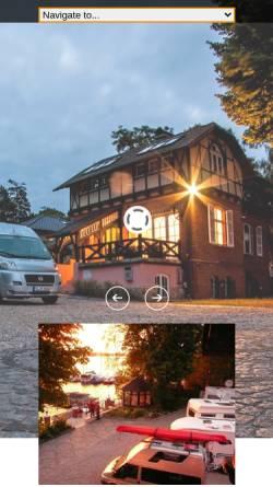 Wohnmobilstellplatz Im Yachthafen Historisches Fährhaus In Berlin