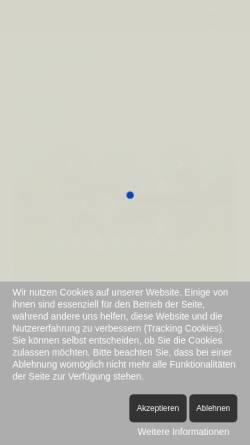 Vorschau der mobilen Webseite eifelverein-juelich.de, Eifelverein e.V.
