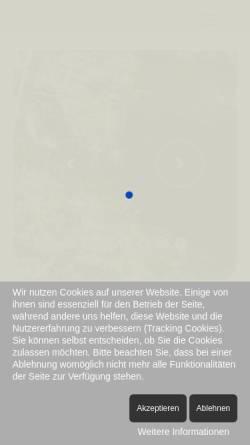 Vorschau der mobilen Webseite www.eifelverein-vossenack.de, Eifelverein, Ortsgruppe Vossenack e.V.