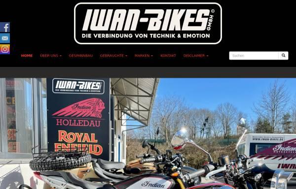 Vorschau von www.iwan-bikes.de, Iwan-Bikes GmbH