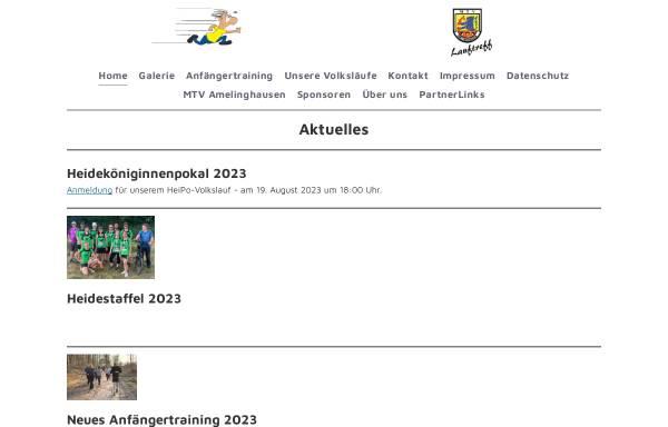 Vorschau von mtv-lauftreff.de, MTV Amelinghausen e.V. - Lauftreff