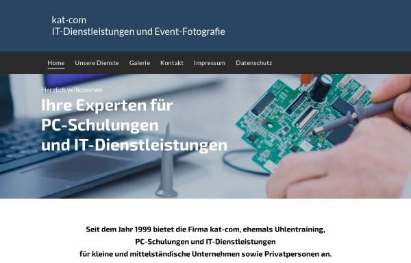 Vorschau von www.uhlentraining.de, Uhlentraining, Mike Kattner