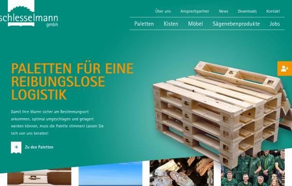 Vorschau von www.schlesselmann.de, Schlesselmann GmbH