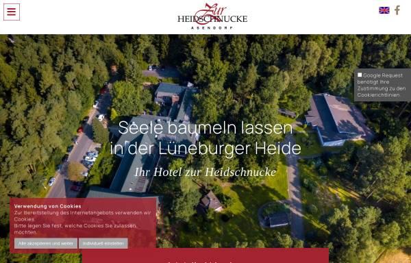 Vorschau von www.zur-heidschnucke.de, Zur Heidschnuke