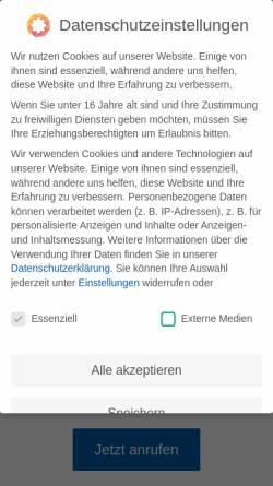 Vorschau der mobilen Webseite www.schmidt-auma.de, SCHMIDT AUMA Uta Heuschkel e.K.