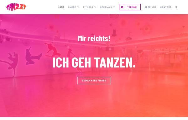 Vorschau von www.tanzet.de, Tanzschule Zettler