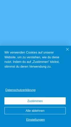 Vorschau der mobilen Webseite www.montessori-toelz.de, Montessori Verein Bad Tölz