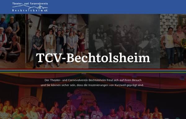 Vorschau von www.tcv-bechtolsheim.de, Theater- und Carnevalverein Bechtolsheim e.V.