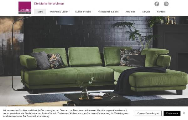 Möbel Kreidler Wohnen Und Leben Möbel Wohnen Bonndorf