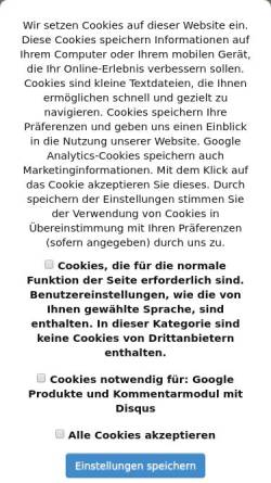 Vorschau der mobilen Webseite www.ferienhof-ritzer.de, Ferienhof Ritzer