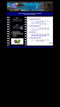 Vorschau der mobilen Webseite www.kino-butzbach.de, Capitol Kino