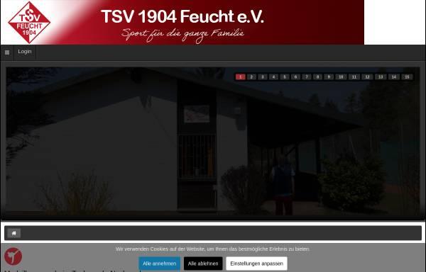 Vorschau von www.tsvfeucht.de, Turn- und Sportverein 04 Feucht e.V.