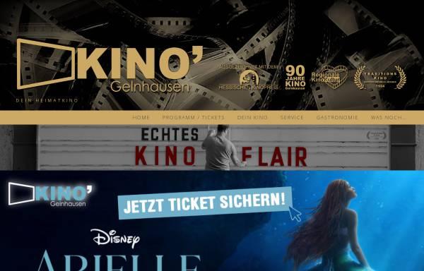 Vorschau von www.kino-gelnhausen.de, Kino