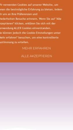 Vorschau der mobilen Webseite www.y-im.de, Yim OHG
