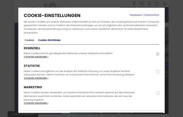 Vorschau von www.fahrschuleesch.de, Fahrschule Esch